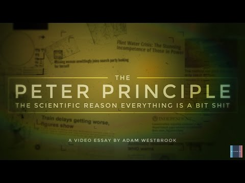 The Simple Reason Things Always Go Wrong The Peter Principle