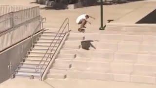 INSTABLAST! - Gnarly Double Kink Grind, Hardflip 6 Block, Trash Can Skateboarding