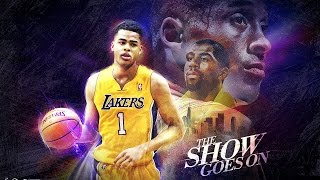 D'angelo Russell x Karl Anthony Towns - Find Your Love