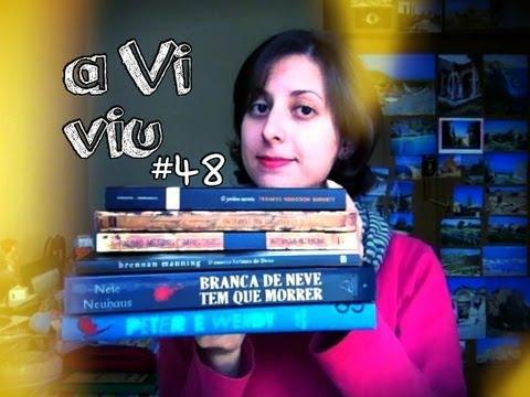 aViviu #48 - Leituras de Maio/2013