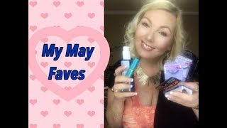 May Faves 2017