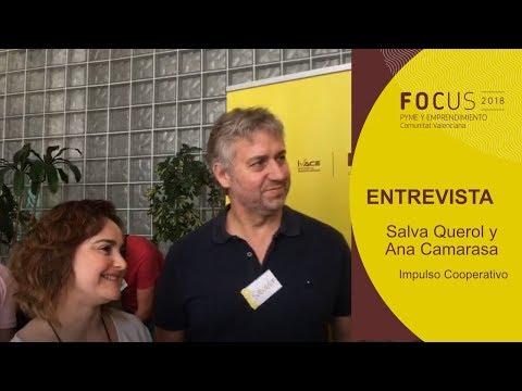 Entrevista Salva Querol y Ana Camarasa - Impulso Cooperativo[;;;][;;;]