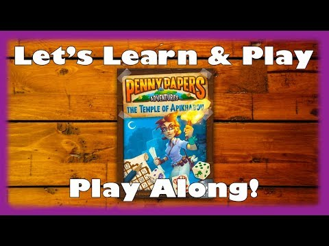 Let's Learn & Play Along: Penny Papers