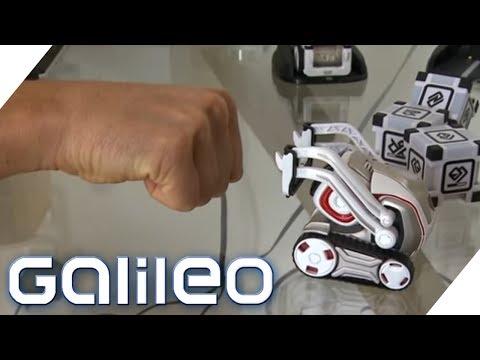 Cozmo: Das Roboter-Tamagotchi für Zuhause | Galileo | ProSieben