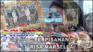 "Riza Marcella "" Perpisahan "" New Pallapa Binuang KalSel"