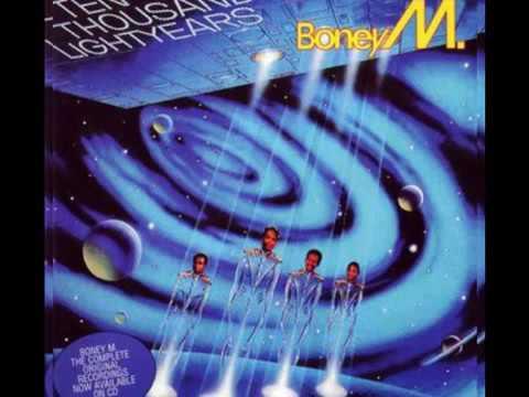 Boney M   Ten thousand lightyears Full version