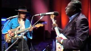 """Video thumbnail of """"Don't Lie To Me Albert King with Stevie Ray Vaughan"""""""
