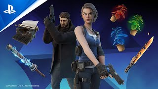 PlayStation Fortnite - S.T.A.R.S (Resident Evil)   PS5, PS4 anuncio