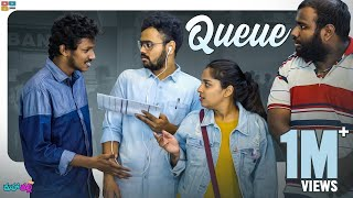 Queue || Mahathalli || Tamada Media