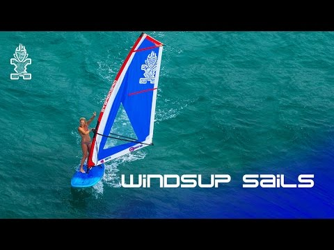 2017 Starboard WindSUP Sails