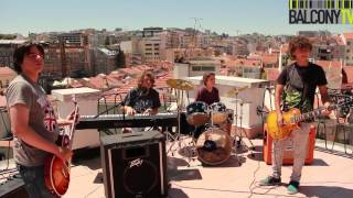 THE ZANIBAR ALIENS - THE TRUTH (BalconyTV)
