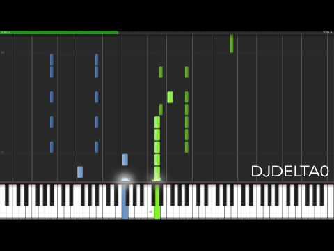 Survive the Night - Piano Transcription by DJDelta0