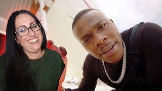Mom REACTS To DaBaby   Goin Baby [Official Music Video]