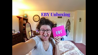 EBY Intimates Subscription Unboxing | September 2018