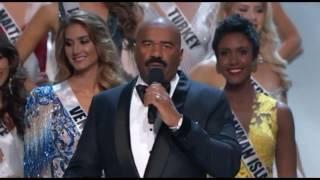 Miss Universe 2017 Crowning Moment & Final Walk