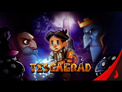 Vídeo do Teslagrad