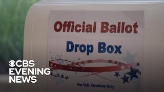 Americans abroad worry their voting ballots will not be counted