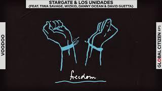 Stargate & Los Unidades   Voodoo Feat  Tiwa Savage, Wizkid, Danny Ocean & David Guetta