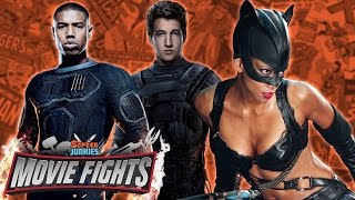 Worst Comic Book Movie (TRICK QUESTION) - MOVIE FIGHTS!!