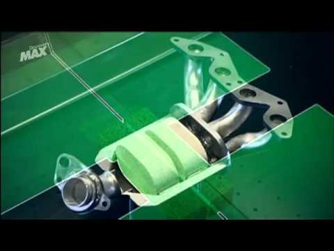 Como funciona el catalizador del coche   Discovery MAX