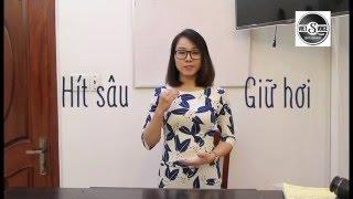Hướng dẫn luyện thanh cơ bản bài 1 - Viet S Voice