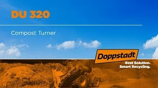 Doppstadt DU 320 - Compost Turner - English