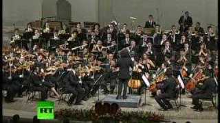 Gustavo Dudamel en Moscú: disciplina, alegría, mambo