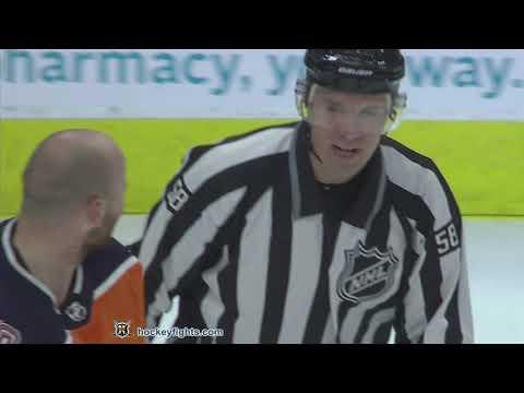 Zack Kassian vs. Jamie Oleksiak