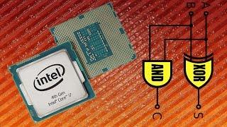 ¿Cómo funciona un procesador? - Desde un transistor hasta una CPU