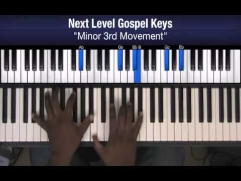 Gospel Chords For Piano