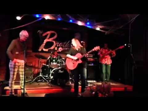 "Alexis Antes - ""Landslide"" at Brother's Lounge with Robin Stone"