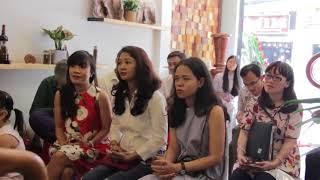Thạc sĩ Trương Văn Đạt chia sẻ công dụng của nấm Linh chi