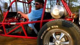 INSANE STREET LEGAL DUNE BUGGY WITH A CAR ENGINE!! *Volkswagen*