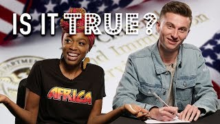 Most Americans Can't Pass Citizenship Test | Is It True?