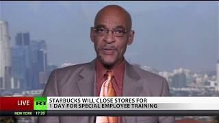 Coffee break: Starbucks to close for a day to address racial bias