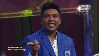 Puteh Minggu 4 - Maharaja Lawak Mega 2018