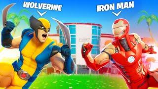 I made Boss Wolverine FIGHT Boss Ironman!