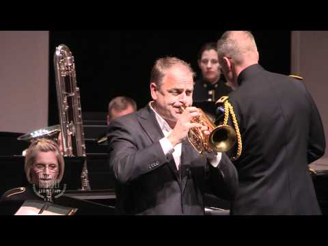 Jens Lindemann and Army Band...