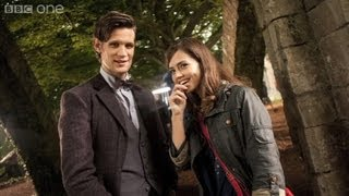 Jenna-Louise Coleman: Becoming The Companion - Doctor Who - BBC One
