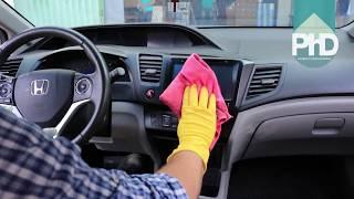 Tudo que você precisa saber sobre limpeza automotiva a seco