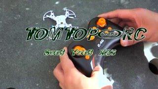 Original Song Yang X23 Space Explorer Mini 2.4G 4CH 6 Axis Gyro RC Quadcopter UFO Drone