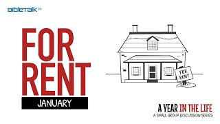 January: For Rent