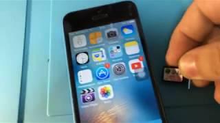 Постоянный поиск сети... iPhone 5, 5s, 5c нет сети. Ремонт iPhone 5с г. Кострома