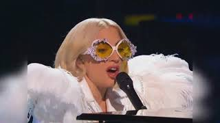 "Lady Gaga   Your Song (Live At ""Elton John: I'm Still Standing — A GRAMMY Salute"") 1 PARTE"