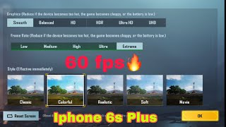 Unlock Smooth+Extreme 60fps PUBG Mobile 1.0 on Any iOS Device! | ERANGEL 2.0