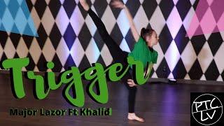 """Trigger"" Major Lazer Ft Khalid   Laura Goehring Choreography"