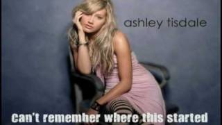 Ashley Tisdale - It's the Way