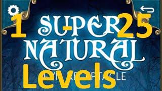 100 Doors Scary - Supernatural Evil Receptacle - 1 - 25 уровень -  Levels 1 -25