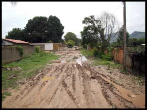 Discurso sobre a falta de infraestutura no bairro Cidade Nova em Almenara - MG