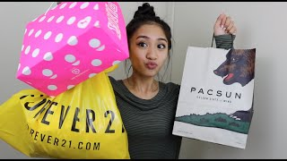 HUGE SPRING CLOTHING TRY-ON HAUL 2016